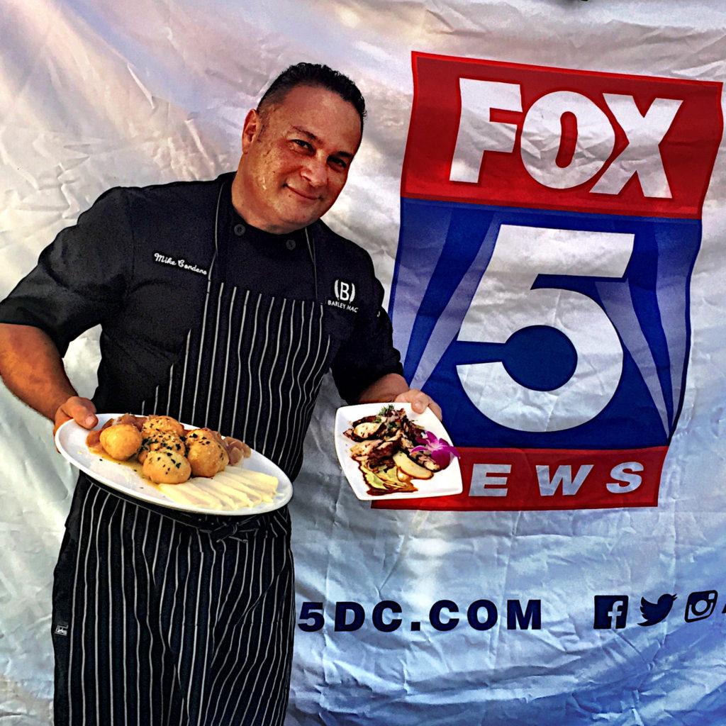 Chef Mike Cordero